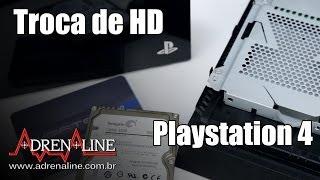 Como trocar o HD do Playstation 4: mais espaço e mais desempenho para o seu videogame