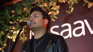 Raghav - Angel Eyes (Live at Saavn) thumbnail