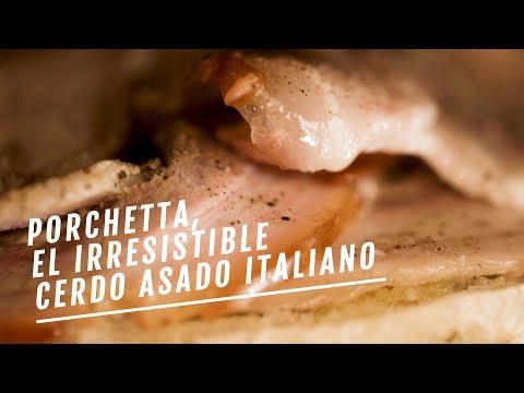 EL COMIDISTA   Porchetta: el irresistible cerdo asado italiano