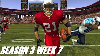 IS THIS A MUST WIN? MADDEN 2004 CARDINALS FRANCHISE VS TITANS (S3W7)