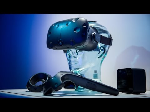 TESTED: HTC Vive Final Hardware and Valve's The Lab