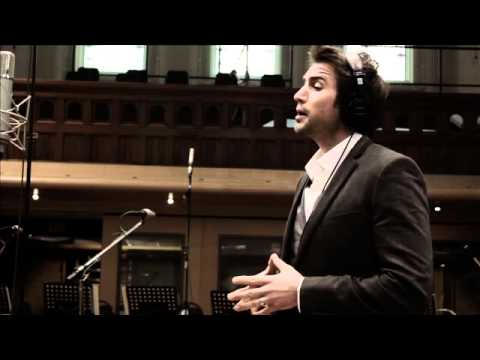 "Nathan Pacheco - ""Making of Nessun Dorma"""