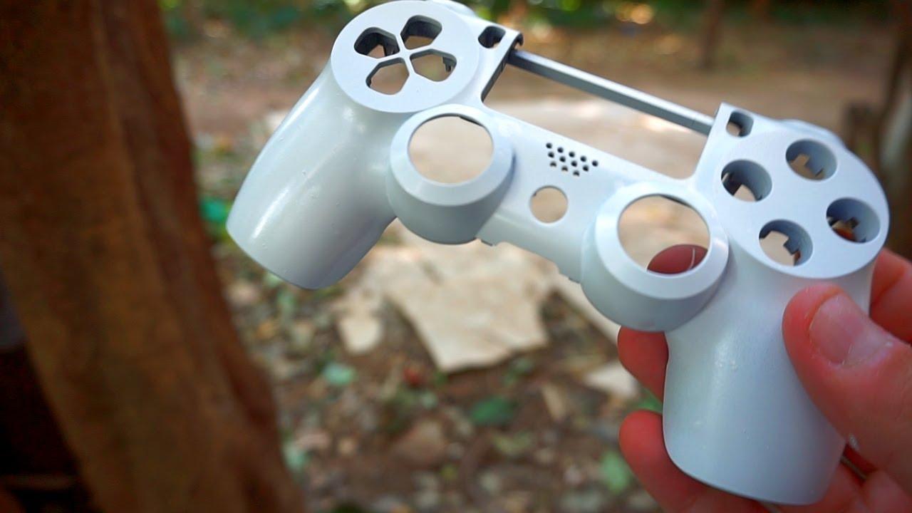 Θα βάψω το PS5 || Προς το παρόν όμως βάφω το χειριστήριο του Playstation 4