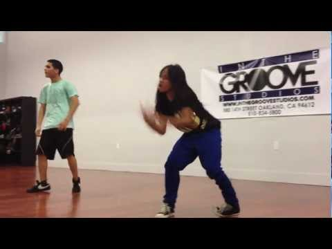 Movement Lifestyle's Amanda Grind Hip Hop Dance Class - In The Groove, Oakland CA