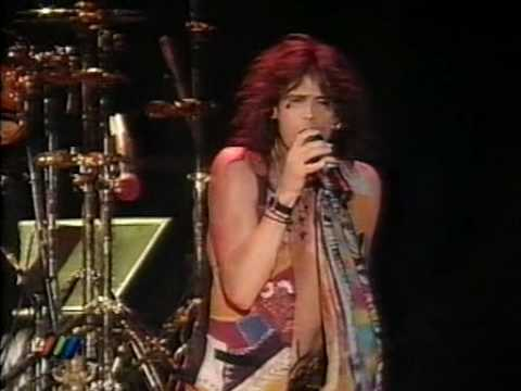 Aerosmith  Amazin  in Chile 1994