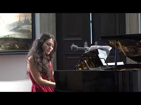 Valentina Colonna PianoPoetry live @ Ptuj Castle (Slovenia)