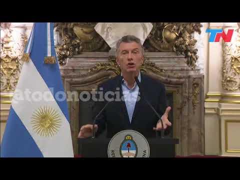 Macri anuncia que la Argentina vuelve al FMI: el país en crisis