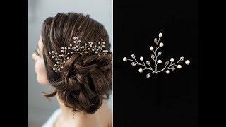 Hair Pins for Hairstyle Hair Vine Accessory Hair comb EASY DIY