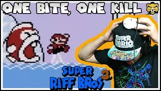 Boss Bass Is Far From Home! Super Riff Bros 3 Part 5 A Super Mario 3 Romhack