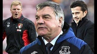 Everton news: Everton sack Sam Allardyce as shock new