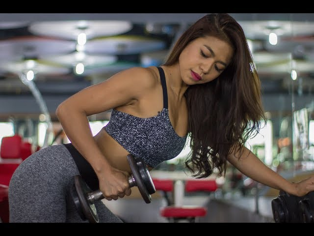 VIDEOSHOOT WITH FITNESS MODEL MYRA GOLLOSO
