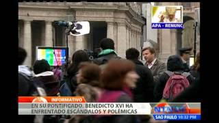 Escándalo por caso Vatileaks sacudió el Pontificado de Benedicto XVI