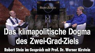 Das klimapolitische Dogma des Zwei-Grad-Ziels - Prof. Dr. Werner K
