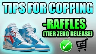 Tips For Copping The OFF WHITE UNC 1 *TIER ZERO RELEASE*   Where + How To Cop The OFF WHITE UNC 1