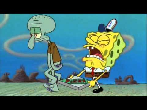 The Krust Krab pizza is the pizza absolutively