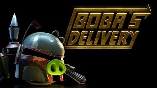 Angry Birds Star Wars: Boba