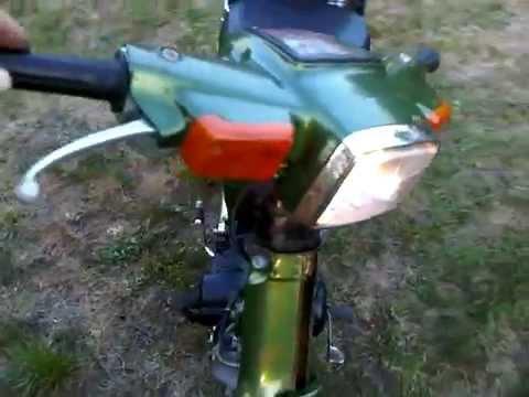 Suzuki birdie 50 cc