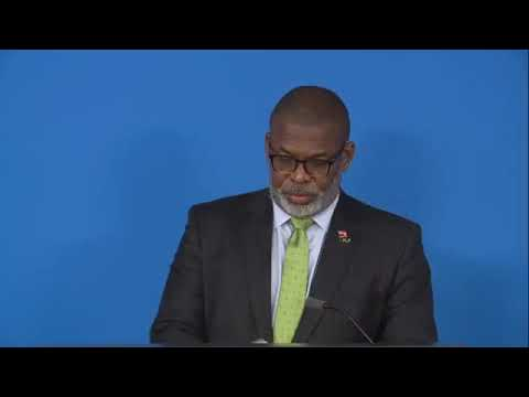 Minister Roban On New Communications Licences, Aug 24 2020