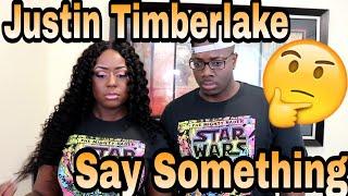 Baixar Justin Timerlake - Say Something ft. Chris Stapleton | Couple Reacts