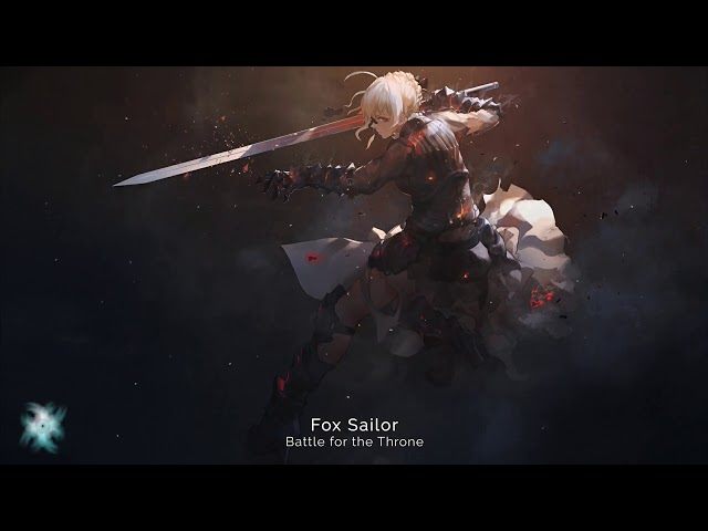 Battle for the Throne by Fox Sailor | Epic Battle Fantasy Celtic Music