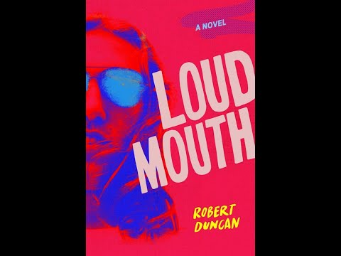 Robert Duncan chats LOUDMOUTH book with Jack Antonio (August 20/2020)