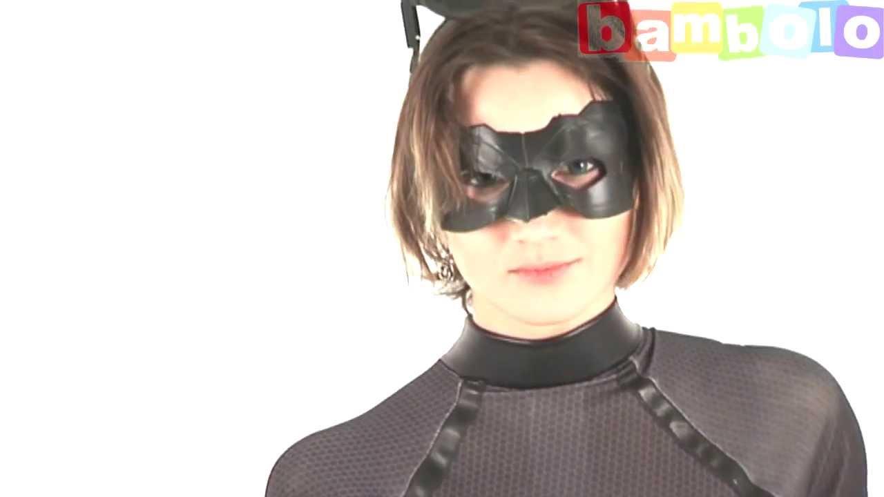 Женский костюм кошки - YouTube