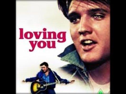 Elvis Presley - 1957   Loving You - Filme completo LEGENDADO PT-BR