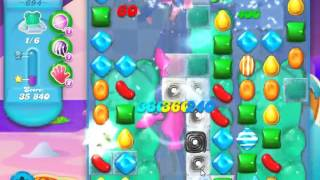 Candy Crush Soda Saga Level 694 - NO BOOSTERS