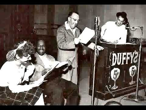 Duffy's Tavern radio show 12/21/43 Christmas Show with Monty Woolley