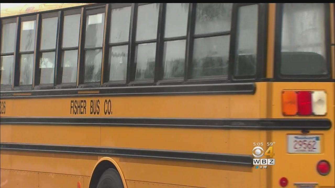 Driver Charged After 6 Children On Fall River School Bus Injured