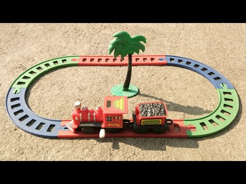 World Express Mini Train Play Set by Just Toys Time