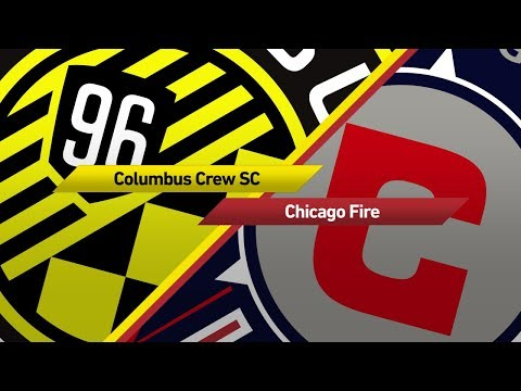Highlights: Columbus Crew vs. Chicago Fire | August 12, 2017