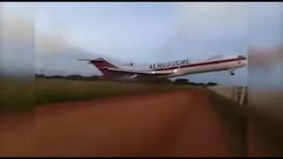 Plane crash || LIVE FOOTAGE || COLUMBIA PLANE CRASH 😮😮