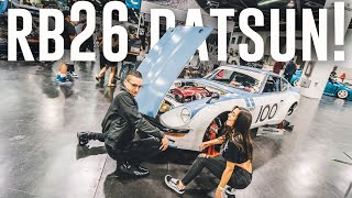 Searching For the PERFECT Datsun 280z Build!
