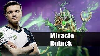 Dota 2 Stream: Liquid Miracle playing Rubick