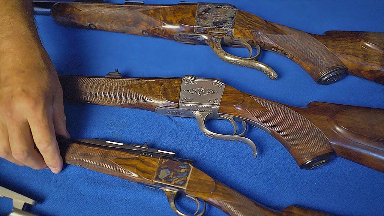 Custom Single Shot Rifle Opportunity