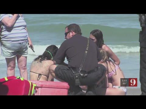 Video: Good Samaritan made use of Brevard County's 'Drown Zero' flotation device