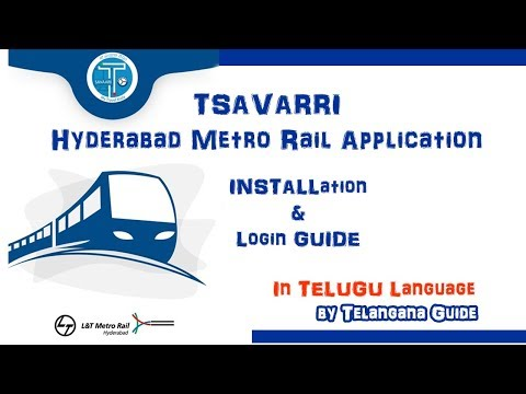 TSAVARI App: Official Hyderabad Metro Rail for Booking & Route Map