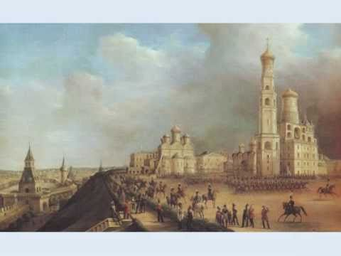MININ AND POZHARSKY or LIBERATION OF MOSCOW Oratorio (Fragment).avi