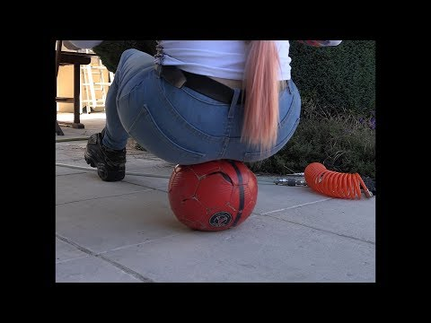 Luka celebrating the world cup (warning - soccer ball sit to pop) thumbnail