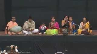Jagannath Swami Nayana patha gami bhava tume at ISKCON Juhu Rathyatra Festival