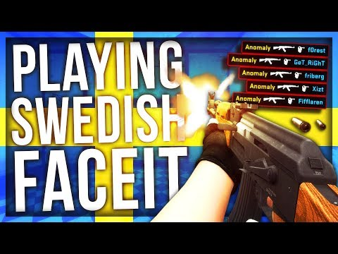 PLAYING SWEDISH FACEIT HIGHLIGHTS (ESPORTAL)