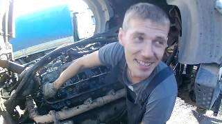 видео Головка блока цилиндров ЯМЗ-7511