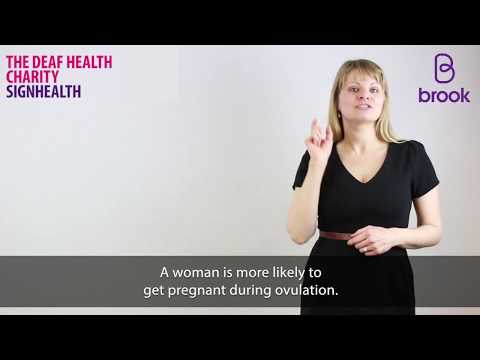How do you get pregnant? (British Sign Language)