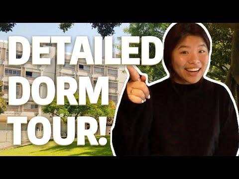 TAU EINSTEIN DORM TOUR! ||DETAILED|| (ROOMS, FACILITIES, TIPS, ETC.)