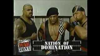 WWE Nation of domination