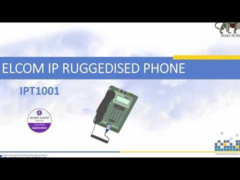 RUGGEDISED IPT1001 for