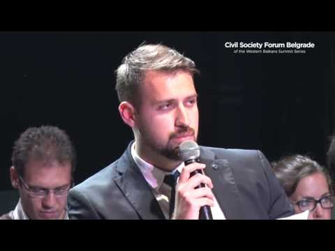 """Civil Society Forum Belgrade - Public Discussion  """"The Balkans in the European House of Cards"""""""