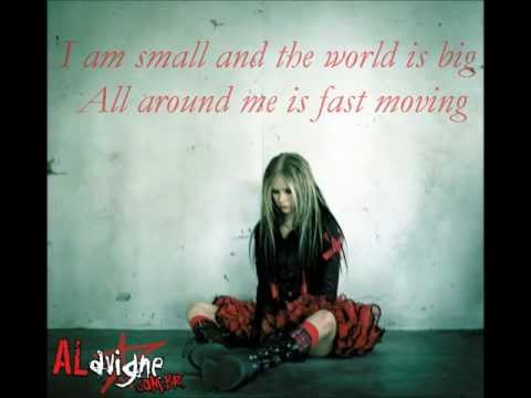 Avril Lavigne - How Does It Feel (with lyrics) HD