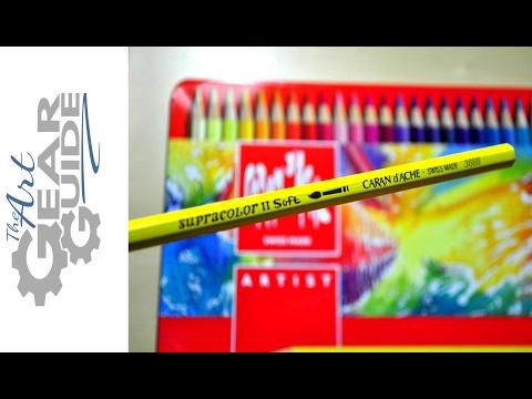 Caran D'Ache Supracolor Soft Review
